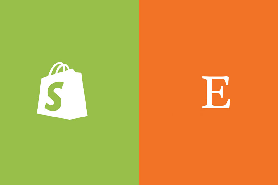 Shopify and etsy link connect