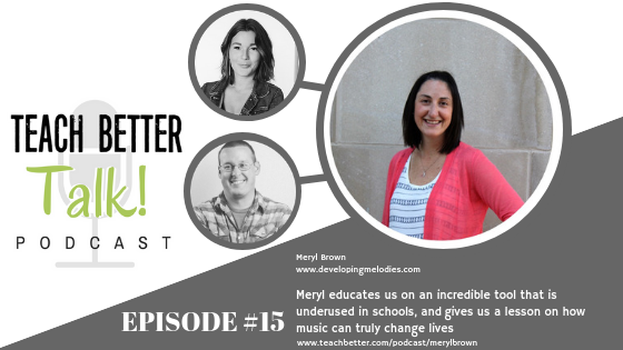 Episode 15 - Teach Better Talk Podcast