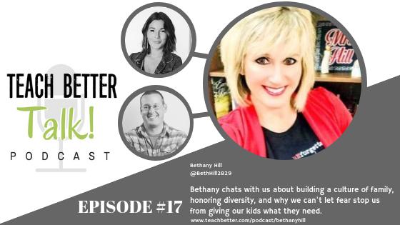 Episode 17 - Teach Better Talk Podcast