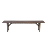 Stupendous 7000 Wood Bench Rustic 6Ft For Rent Pabps2019 Chair Design Images Pabps2019Com