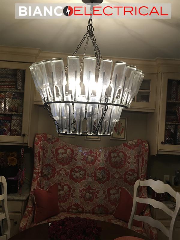 interior lighting upgrade