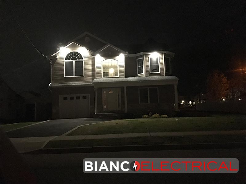 outdoor lighting retrofit