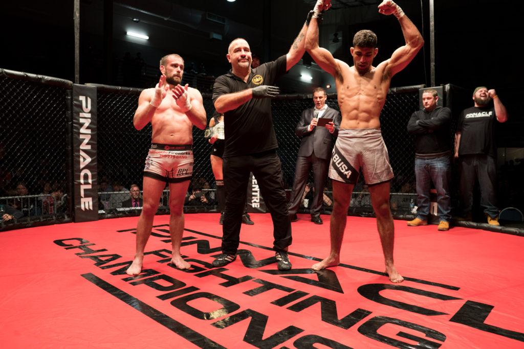 Pinnacle Fight Championship 03-24-2018