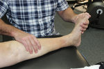 Irvine physical therapy ankle treatment