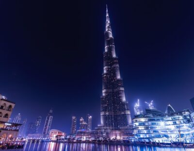 Facts and Stats about Burj Khalifa