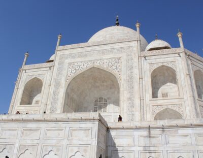 Facts and Stats about the Taj Mahal