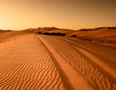 Facts and Stats about Sahara Desert