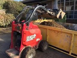 dingo loading truck