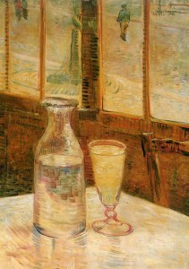 Still Life with Absinthe