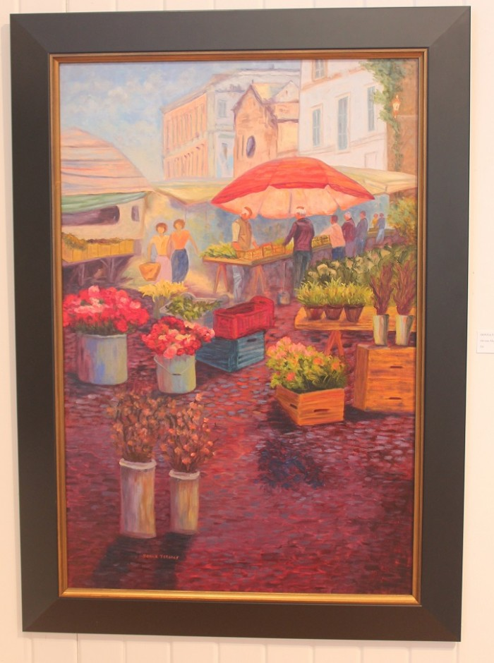 Donna Forgacs Oil Painting