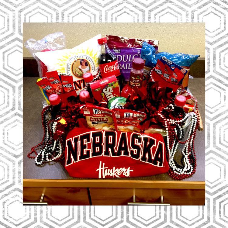 Nebraska's Homecoming Game Giveaway Winner!