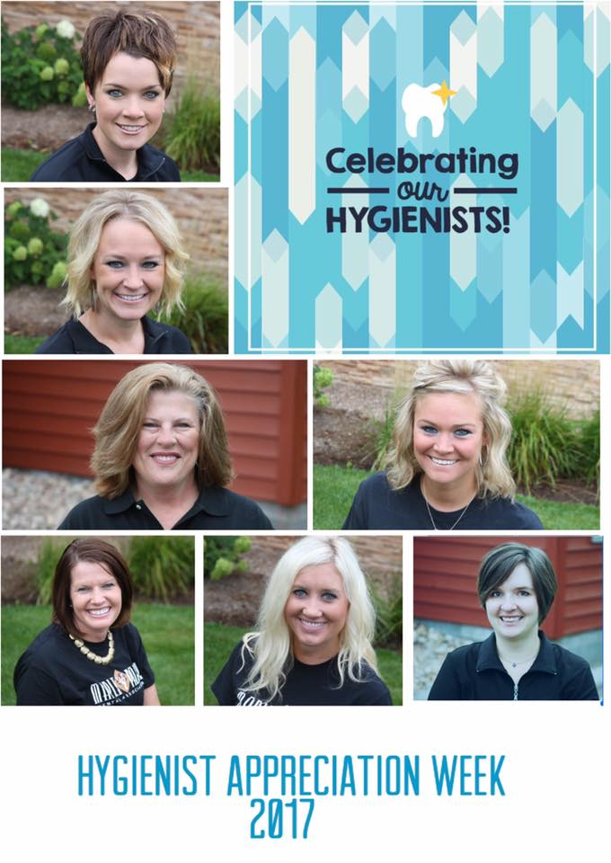 Hygienist Appreciation Week – We can't stop smiling!