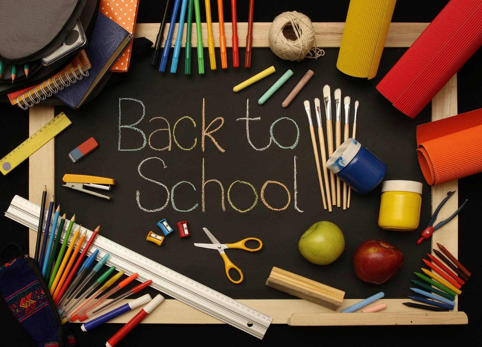 Back to School Giveaway! Coming your way to help with the back to school blues!