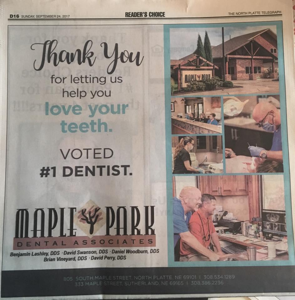 Big News in 'The North Platte Telegraph'!