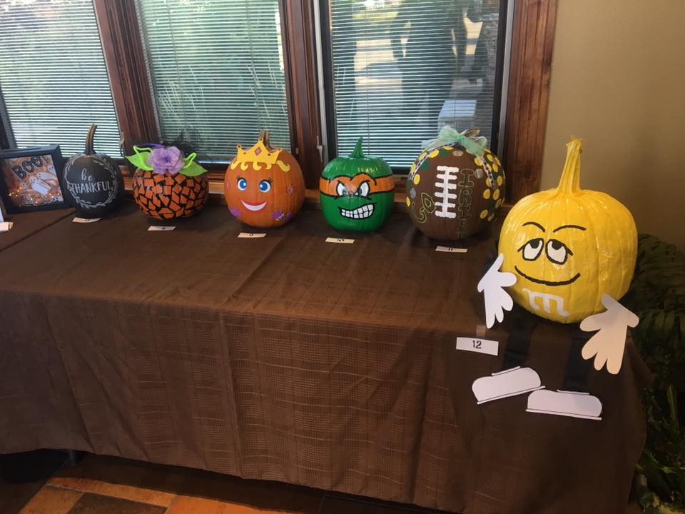 Pumpkin Decorating Contest—Check Out all These Creative Designs!