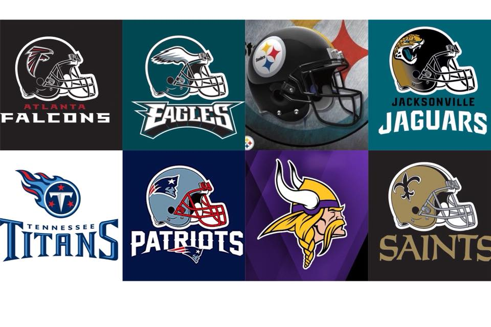 Road to the Super Bowl Giveaway! Pick your Winners and we Will Pick Ours! Round 2