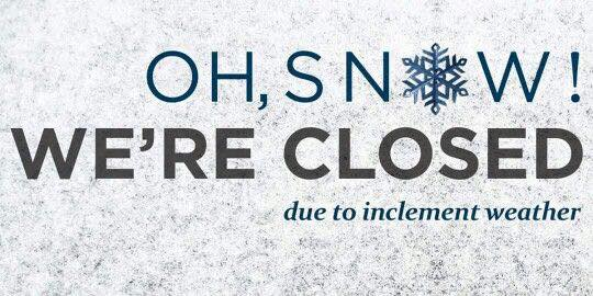 Our North Platte and Sutherland Offices Closed Jan 22nd Due to Weather.