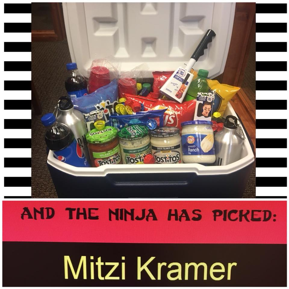 Congratulations to Our Super Bowl Party Basket Winner!