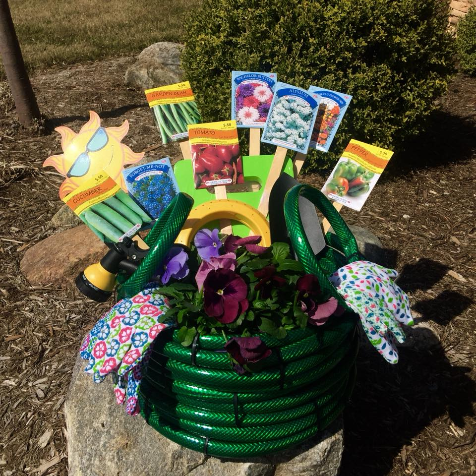 Spring Vibes Giveaway Basket! Learn How You Could Win!