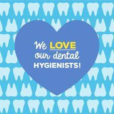 Happy National Dental Hygienist Week!