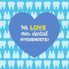 Happy National Dental Hygienist Week!