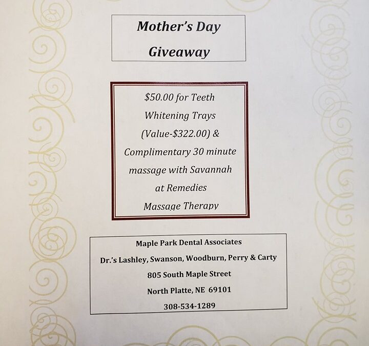 Winner of the Mother's Day Giveaway! – Congrats Ashley Nichelson