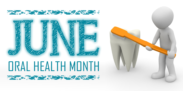 Celebrate Oral Health Month this June!