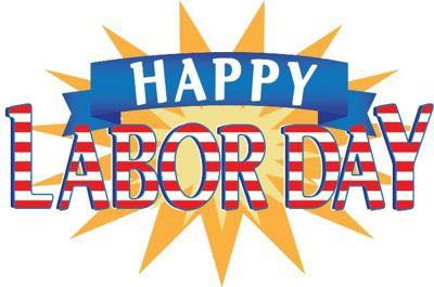 Labor Day Hours!