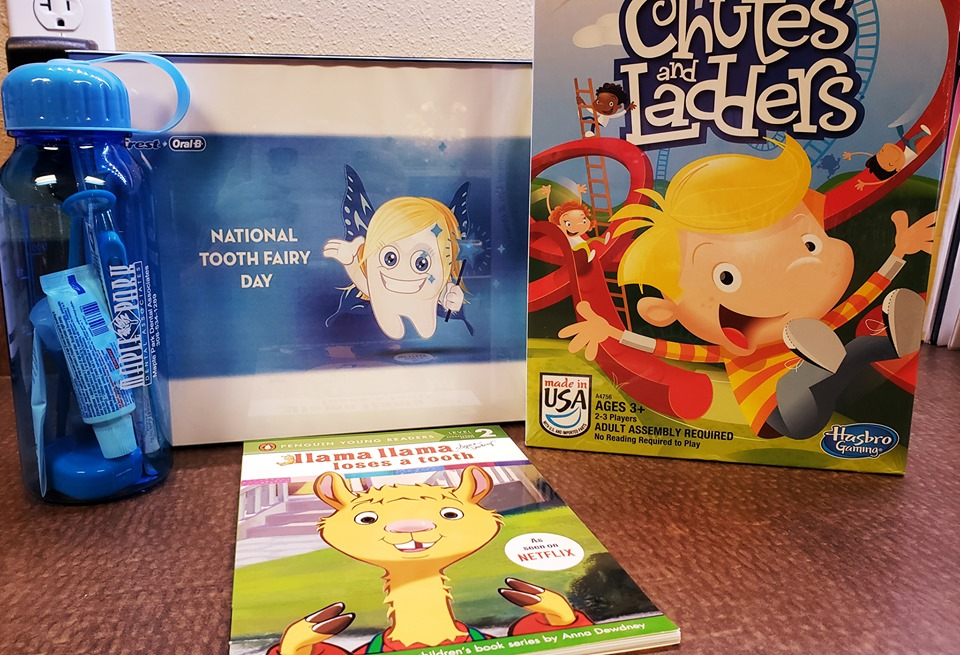 National Toothfairy Day Giveaway!