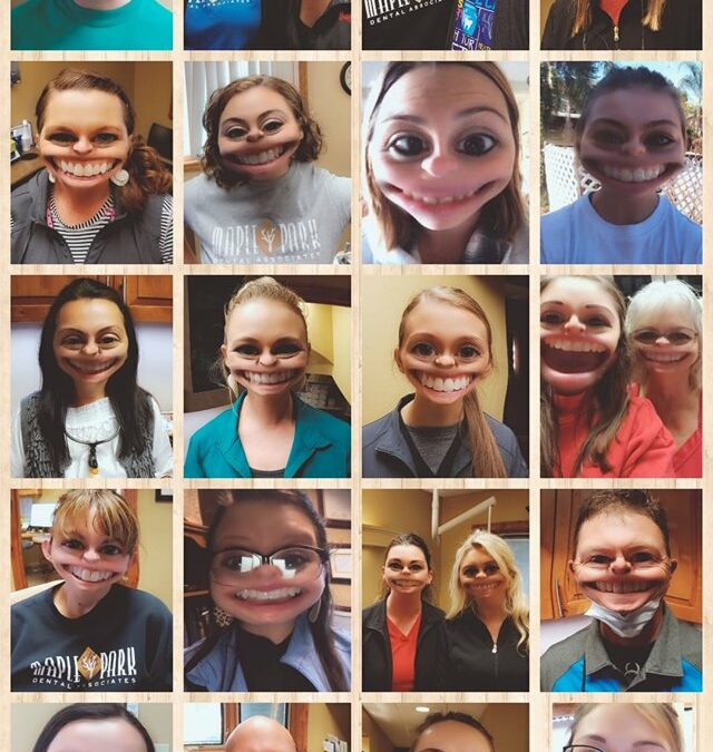 Maple Park Dental Celebrates World Smile Day!