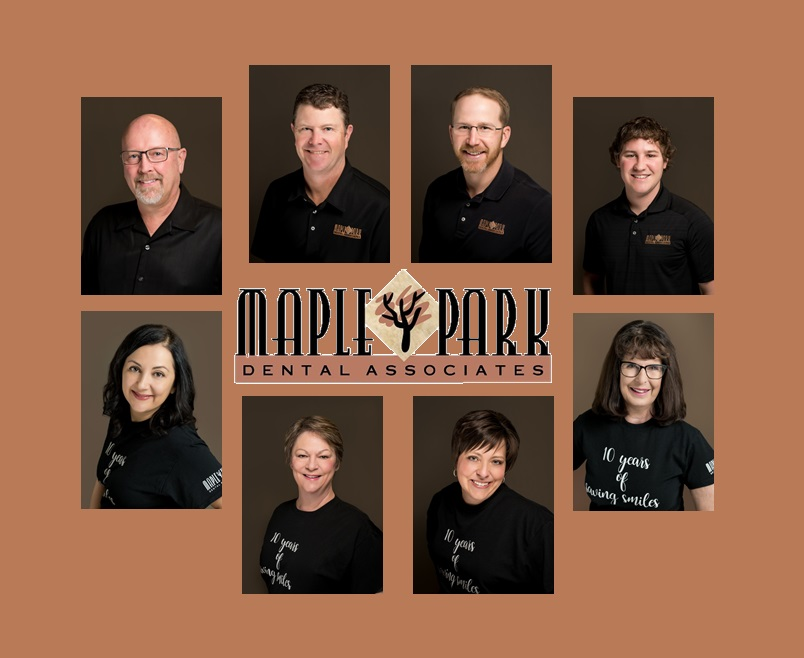 Happy Boss's Day To the Wonderful Bosses at Maple Park Dental!