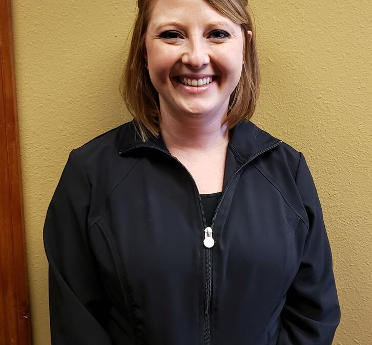 Welcome Katie Lussetto to our Maple Park Dental team and family!