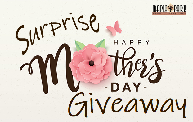 Suprise Mother's Day Giveaway!