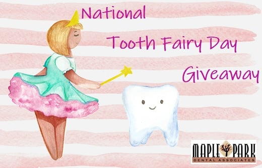 National Tooth Fairy Day Giveaway!