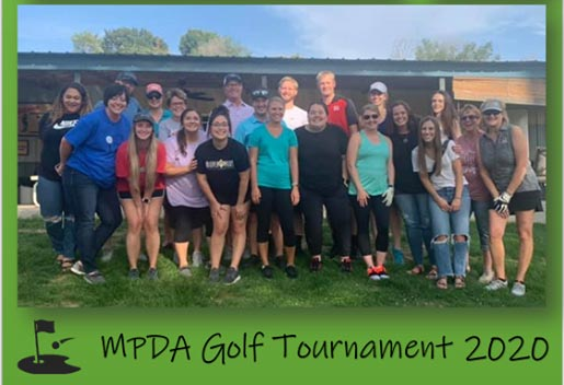 September 23, 2020 – Annual MPDA Golf Scramble!
