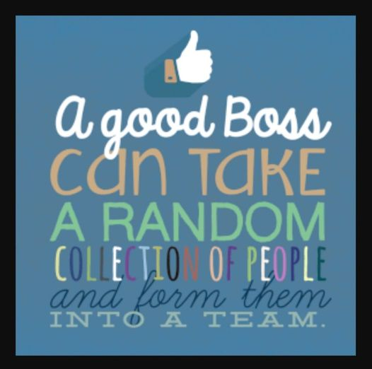 Happy Boss's Day! – Oct 16th