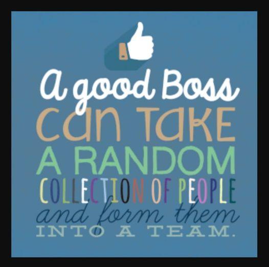 Happy Boss's Day! – Oct 16th