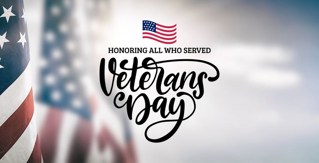 Thanking Our Veterans!