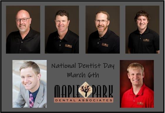 Celebrating National Dentist Day!