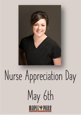 Happy Nurse Appreciation Day!