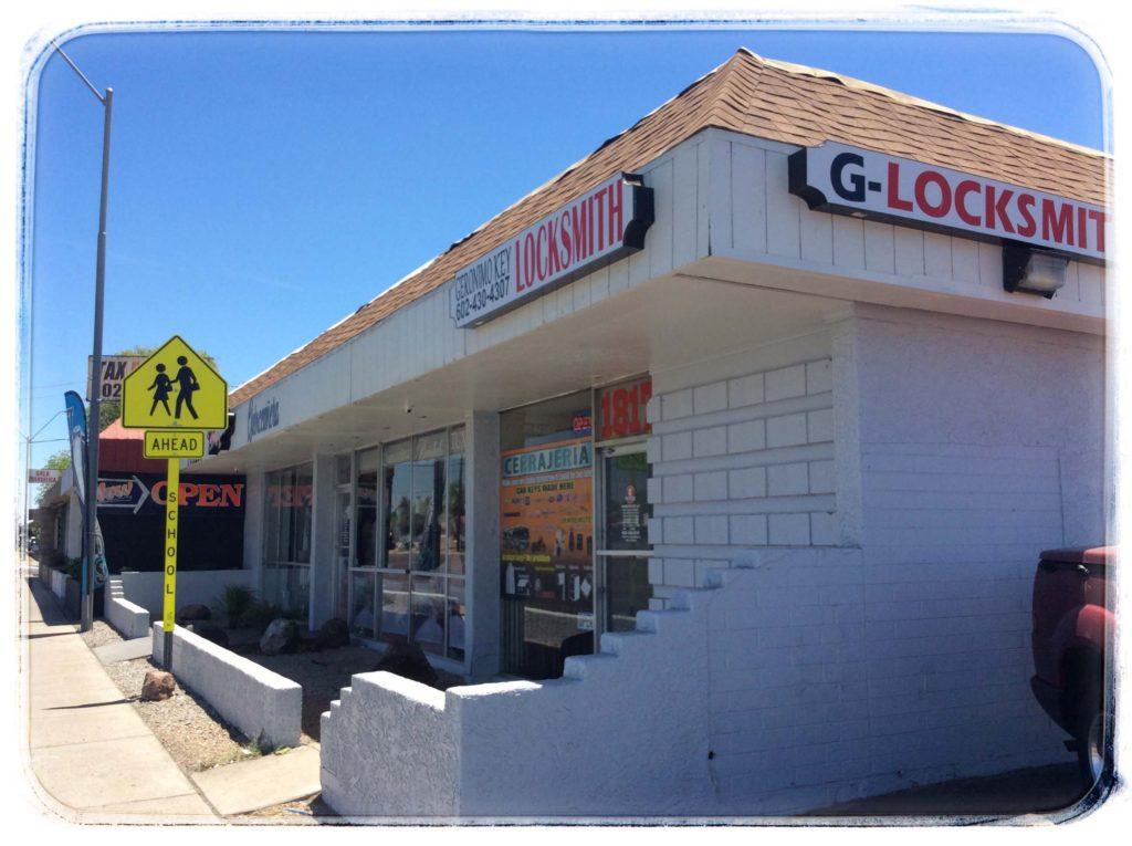 geronimo locksmith business location