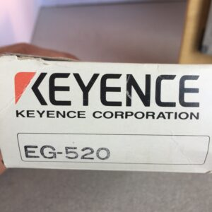 Keyence Amplifier EG-520