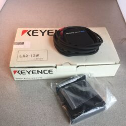 Keyence Light Sensor Head LX2-13W