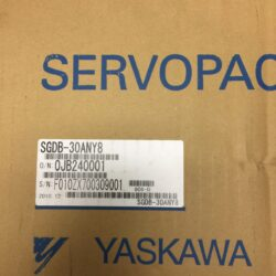 Yaskawa Electric Servopack SGDB-30ANY8