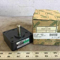 Oriental Motor Gear Head 4GN12.5K