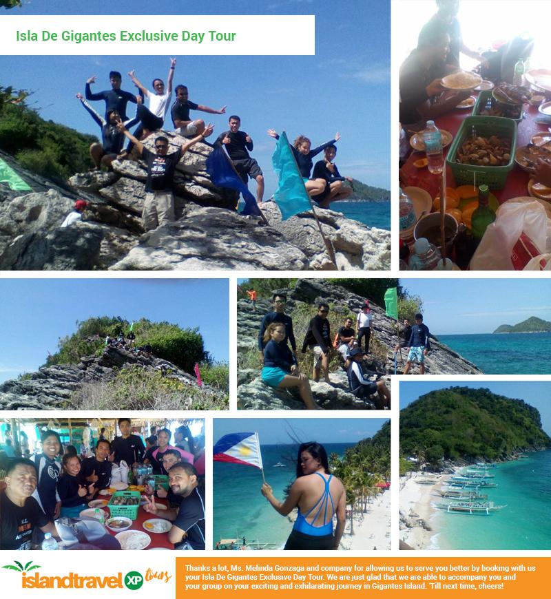 Gigantes Island Tour - Melinda Gonzaga