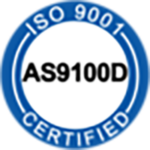 ISO 9001 certifications badge