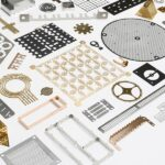 Photochemically etched custome parts