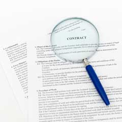 Transactional / Contracts