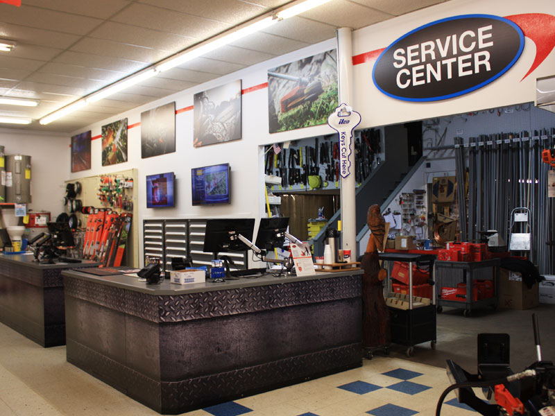 Charlie's Hardware Service Center